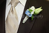 Marc's suit, tie, and corsage all complimented each other nicely on 5-7-11,