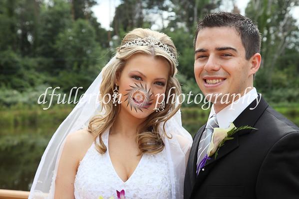 Congratulations Max and Michelle - 8-1-09.