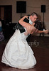 Michelle and Jeff's first dance had a couple key points where they would dip.  It was good that photo plans were made in advance to ensure capturing these quick moments.