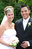 Lynda and Chris happily married! 8-10-2007.