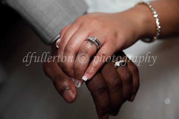 Blessed rings tie together heartstrings.  8-14-10