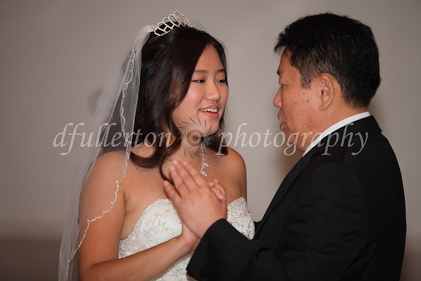 Much like every other wedding as well (in the best of ways of course), I was able to capture the father-daughter dance.