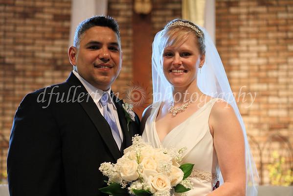 Congratulations Oscar and Sarah!  5-21-11