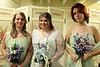 Beth with a couple of her bridesmaids on 3-25-11.