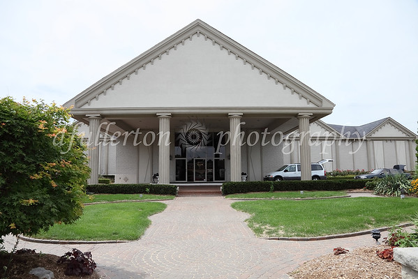 "For the wedding of Ahra and Jacob (Jake) on 8-12-11, it was my first time visiting Shelby Township's ""Club Monte Carlo"" - a Greek-themed banquet hall."