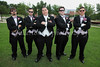 We are the groomsmen; all your brides are belong to us.