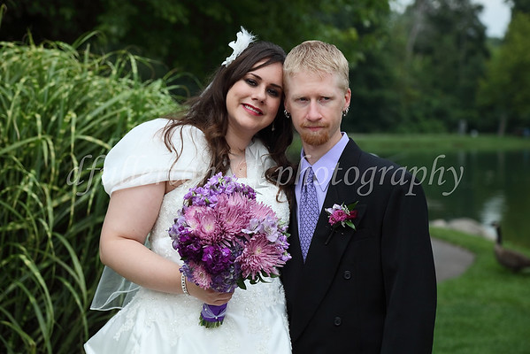 A few more photos in the park afterwards wrapped up this brief vow renewal afternoon on 8-7.