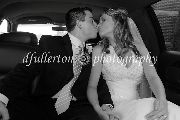 Quality time in the limo... 8-1-09