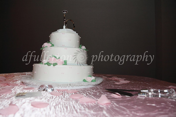 Multi-tiered cake!