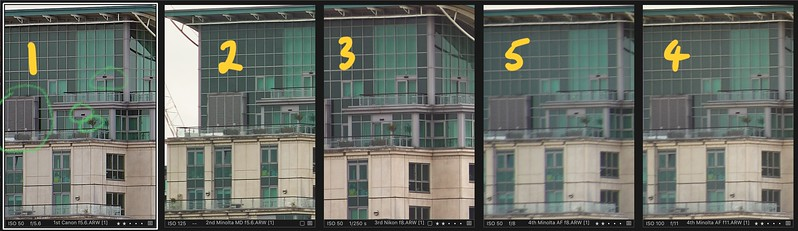 3) Edge - centre left