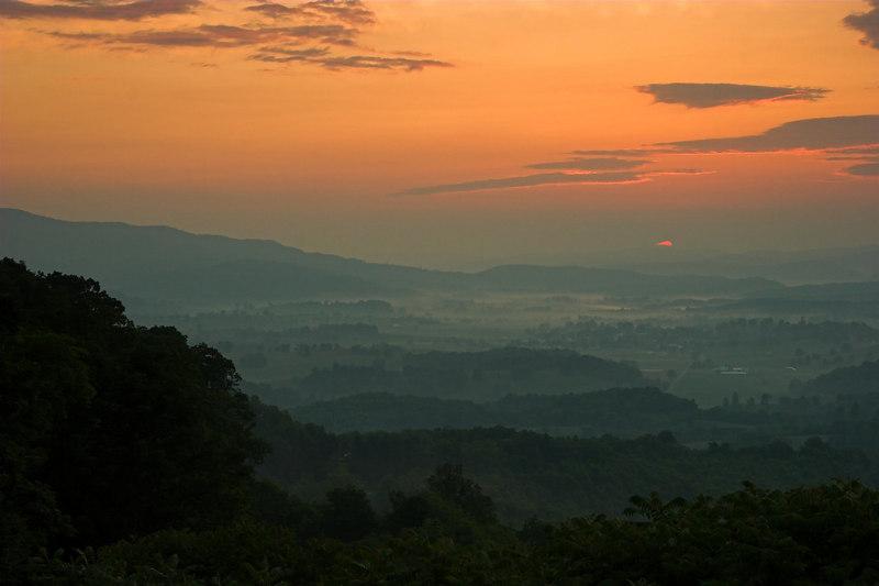 Droop Mountain Battlefield State Park, West Virginia
