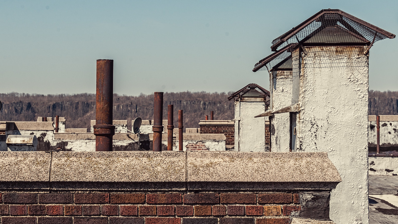 Rooftop Decay