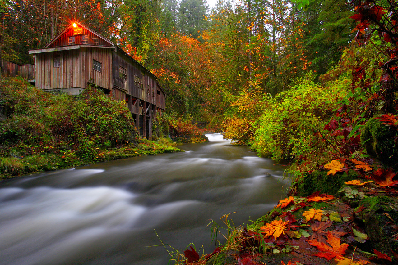 ~ Grist Mill ~