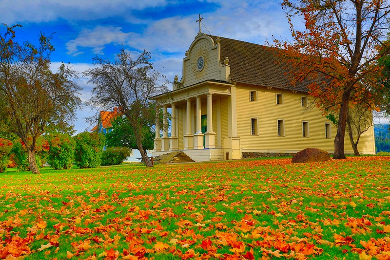~ Sacred Heart of Idaho ~