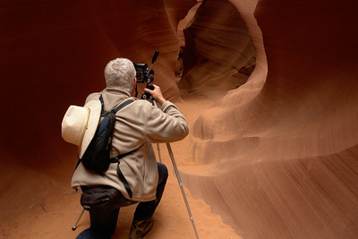 I've wondered just how many photos of Antelope Canyon have ever been taken...