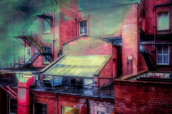Urban Painting
