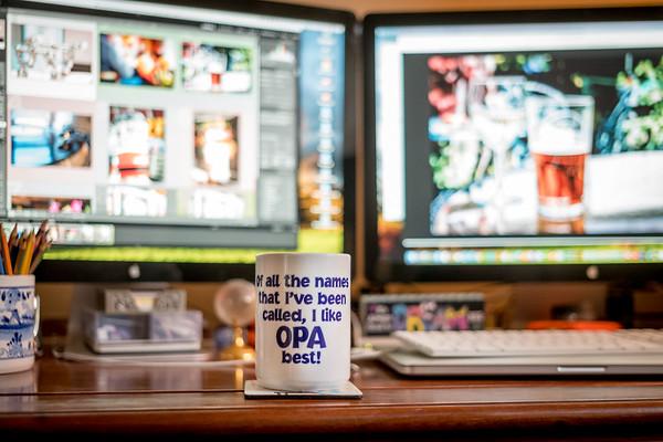 Good morning, Opa