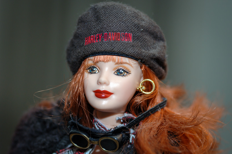 Harley Barbie