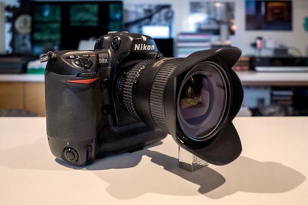 Nikon D2X, Nikkor 17-35mm