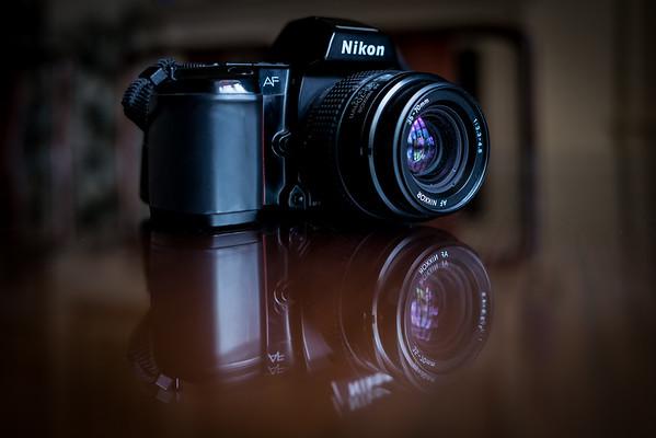 Nikon 8008 / F801