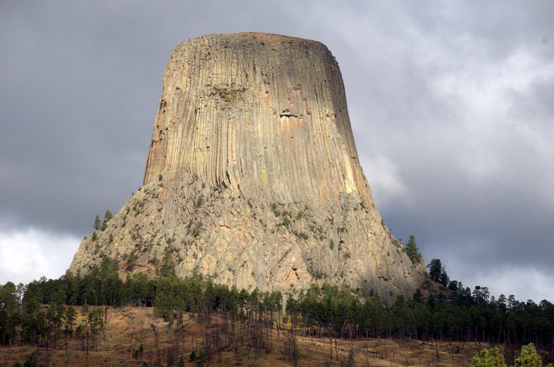 Devil's Tower, Crook County, Wyoming.