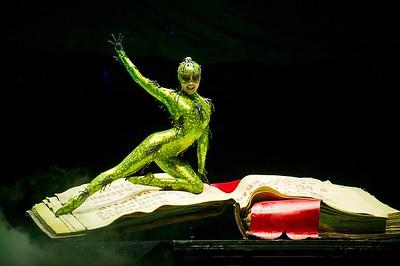 Michael Jackson: The Immortal   Cirque du Soleil