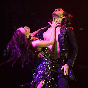 Burn The Floor XX2018, The Palms at Crown, Melbourne