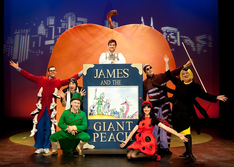 James and the Giant Peach | Playing with Snails