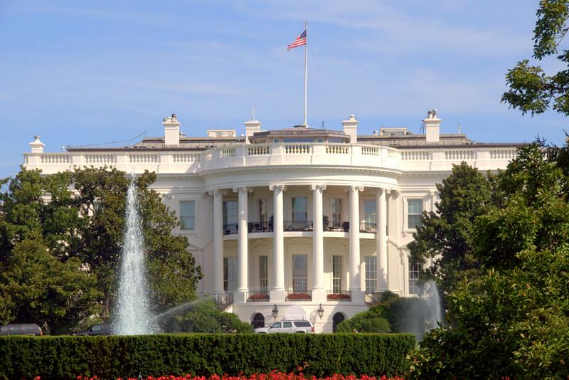 The White House, Washington DC.