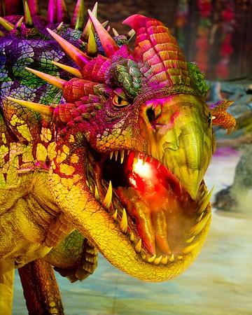 How To Train Your Dragon, Hisense Arena