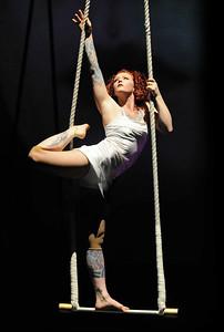 National Institute of CIrcus Arts. Sage Cushman.