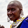 The Beauty of a Maasai Woman