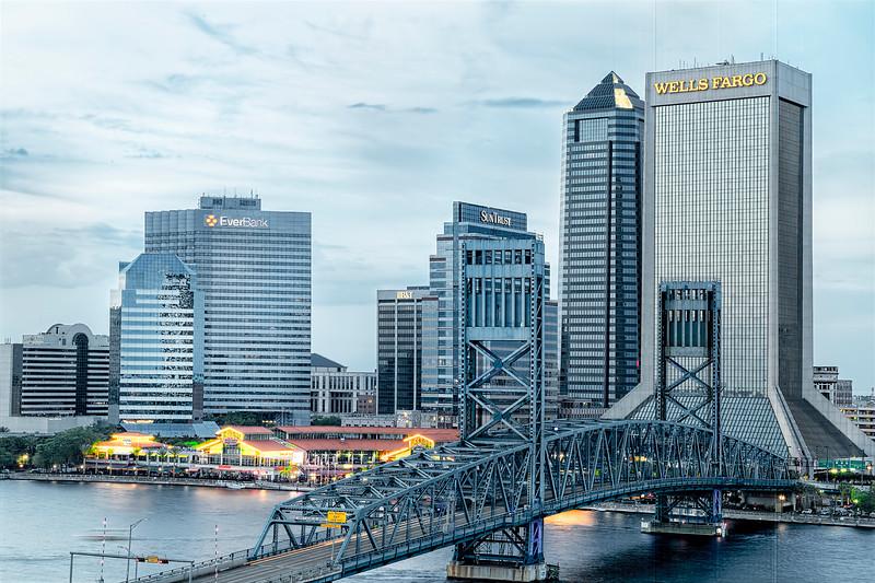 Jacksonville Blue Hour
