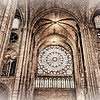 Notre Dame Cathedral Toned