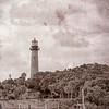 Jupiter Inlet Light, Florida Vintage