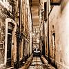 Avignon Alley in Monotones