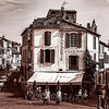 Arles, France In Sepia