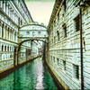 Venice's Bridge of Sighs