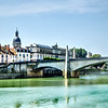 Bridge Over the Rhone