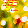 Christmas in the Spirit