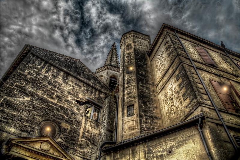 Haunted Church ?