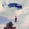 Tandem landing