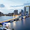 Blue Hour In Jacksonville