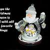 Old World Santa and His Hopes For The Christmas Season