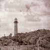 Jupiter Inlet Light, Florida Vintage