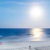 Moonlight Over Jacksonville Beach