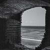 View Through an Armory Window, Dry Tortugas