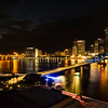 Jacksonville Skyline By Night