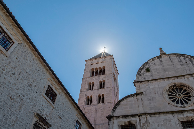Zadar, Croatia, Bell Tower