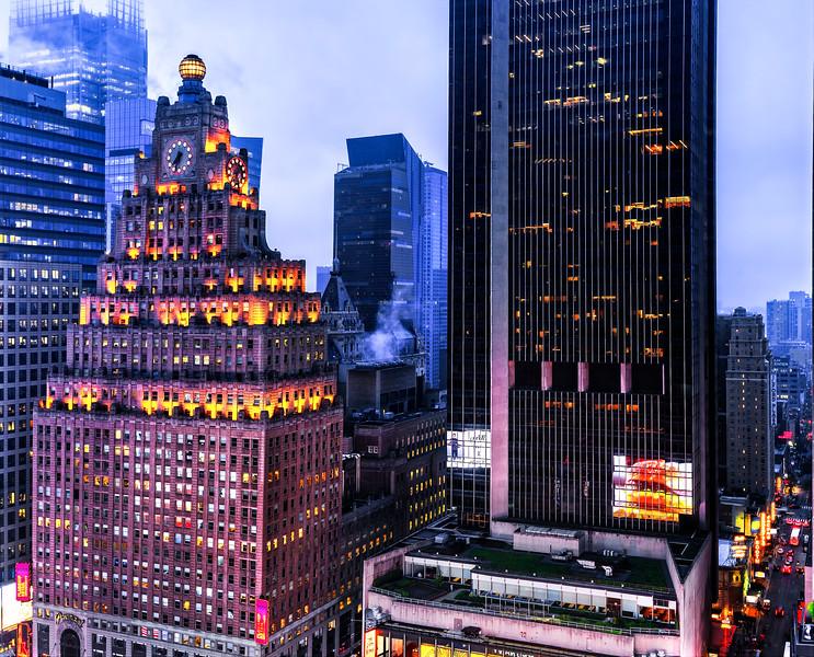The Paramount Building, New York City